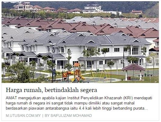 harga rumah mahal