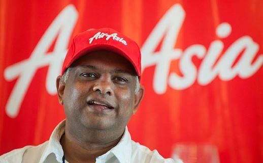 10 Pesanan Tony Fernandes kepada Usahawan