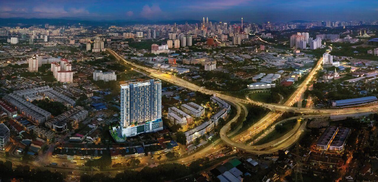 Kondominium Mampu Milik di Kuala Lumpur