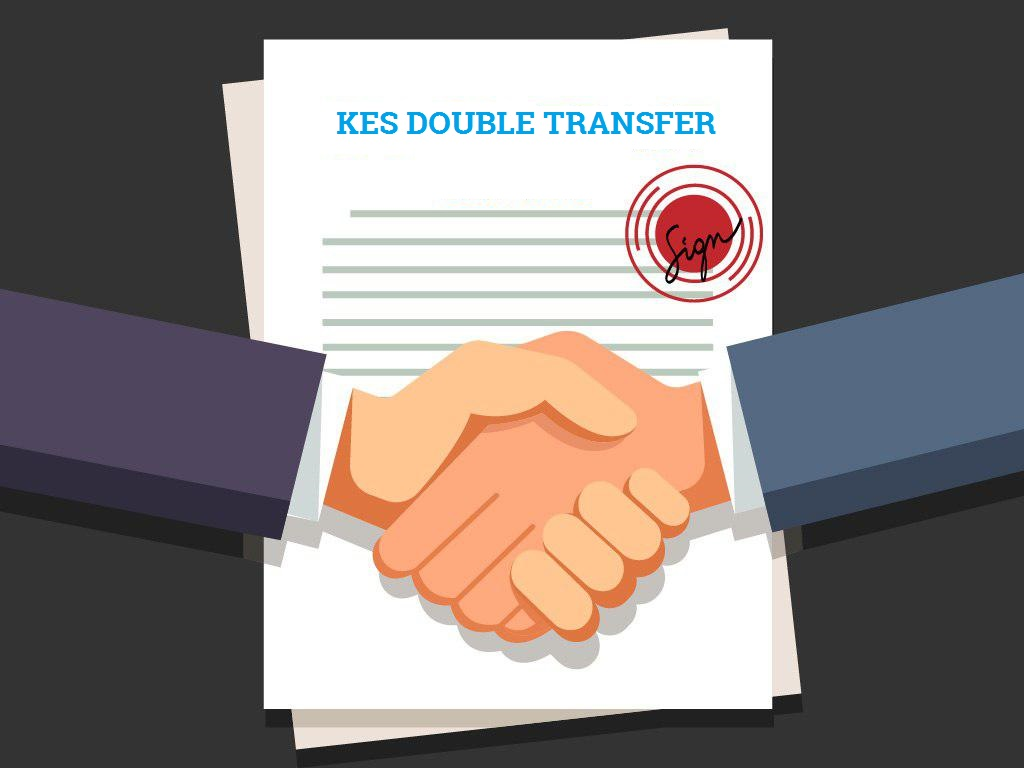 Kes double transfer rumah